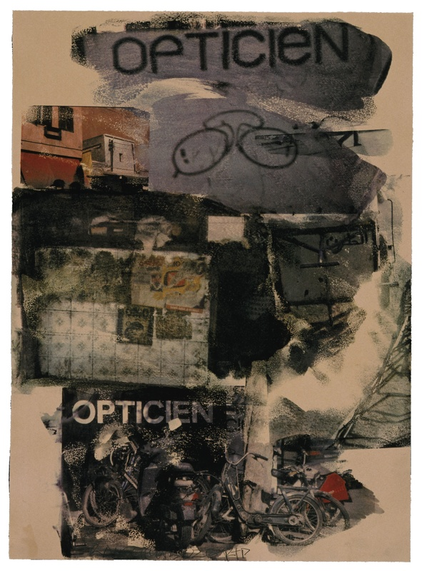 Robert Rauschenberg at Gemini G.E.L.: Selected Works 1969 - 2000 -  | Exhibitions | Gemini G.E.L. Graphic Editions Limited